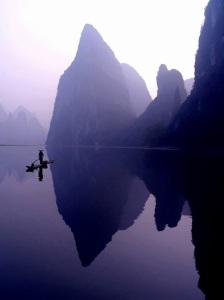 26-Загадочный пейзаж на реке Ли